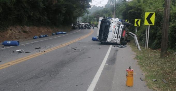 camión repartidor de gas