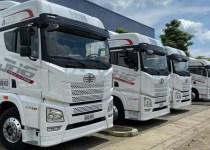 renovación de vehículo de carga