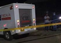 falleció joven en intento de asalto a camión