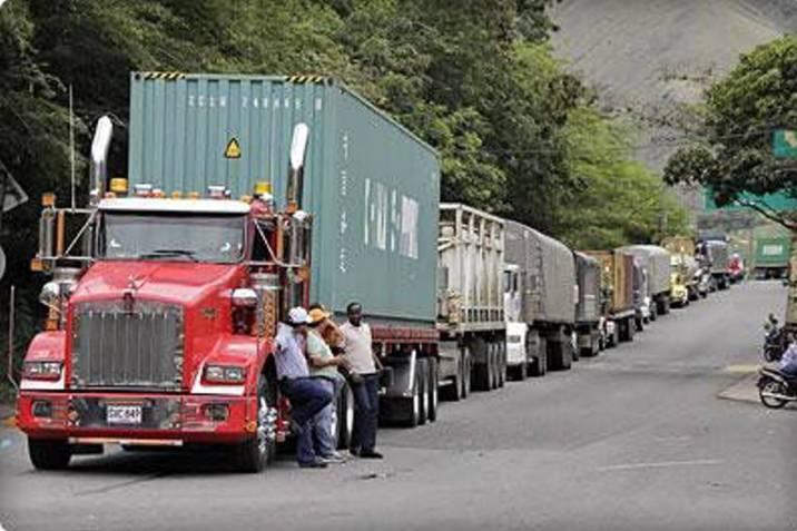 re activación transporte de carga Venezuela