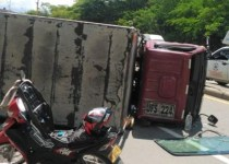 accidente neiva lesionados