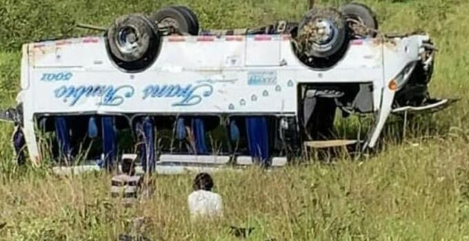 accidente bus Cauca